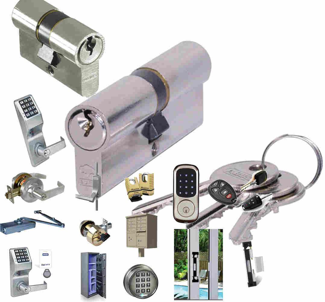 Schlüsseldienst - Alles rund um Haus Wohnung und Garage zur Absicherung aus einer Hand