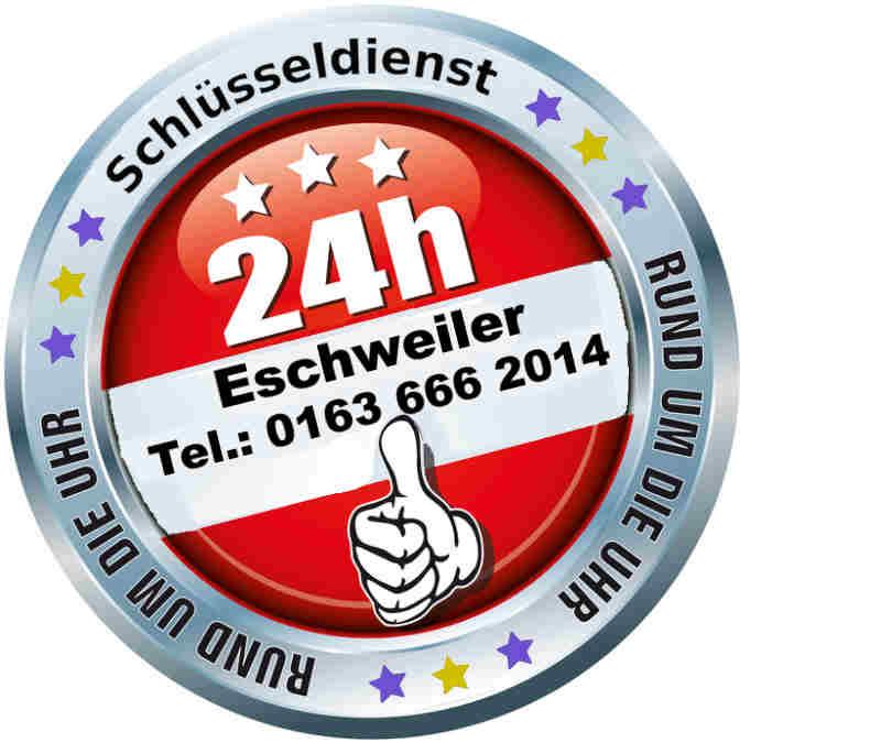 Schlüsseldienst Eschweiler Notdienst Tag und Nacht 50 Euro Festpreis