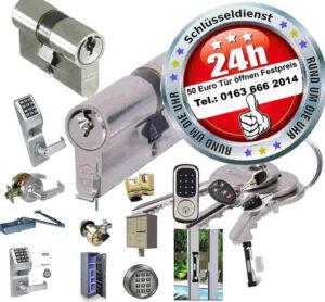 Alles aus einer Hand - Sicherheitstechnik inklusive Einbau ! Haus Sicherungen - Einbruch Schutz - Alarm Technik