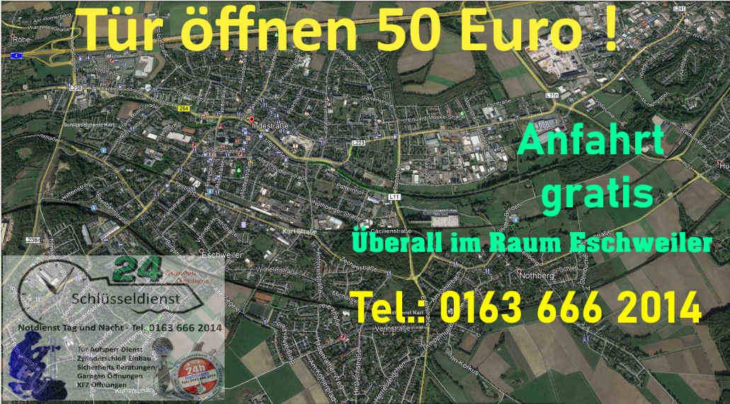 Schlüsseldienst Marienstrasse Eschweiler Stadt Zentrum